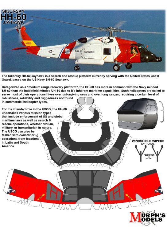 Murph's Models - Sikorsky Blackhawk
