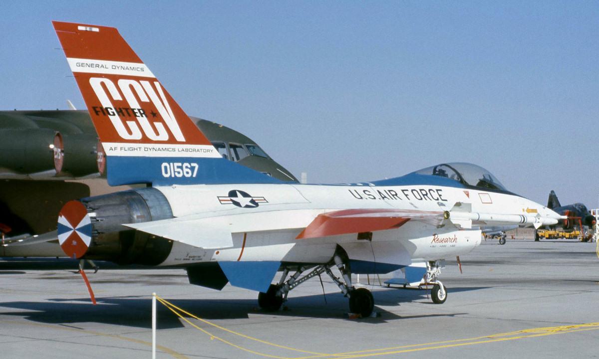 Murph's Models - General Dynamics F-16